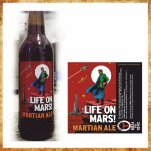 birra speciale Life on Mars